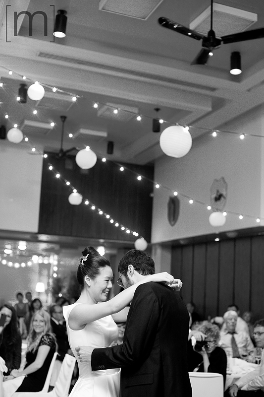 a photo of a first dance at a wedding at beverley halls toronto
