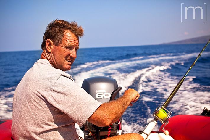 a travel photo of the big island fisherman in hawaii