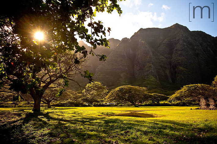 a travel photo of a mountain in hawaii