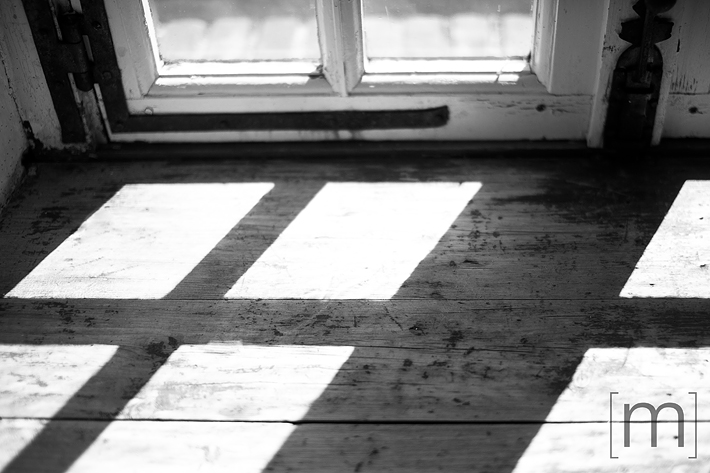a travel photo of window light in nova scotia