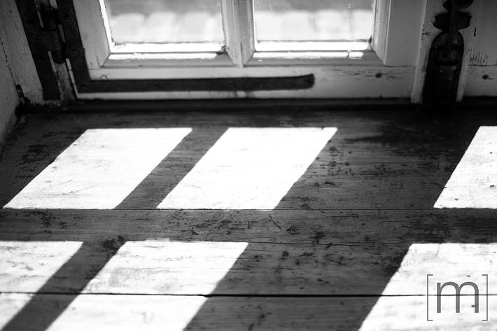 a travel photo of window light in nova scotia