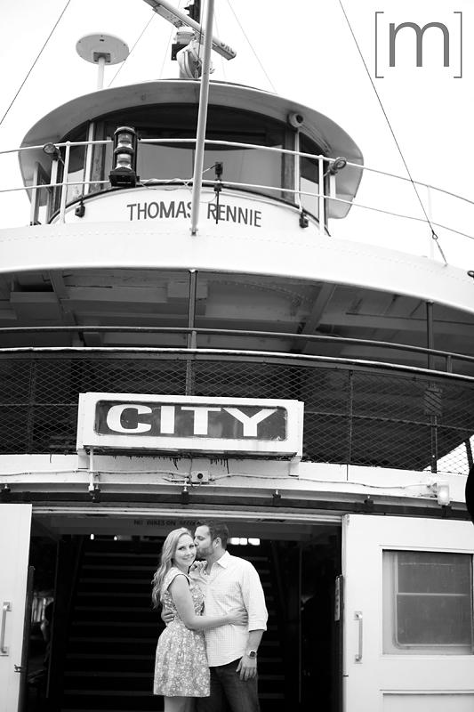 engagement photography toronto island