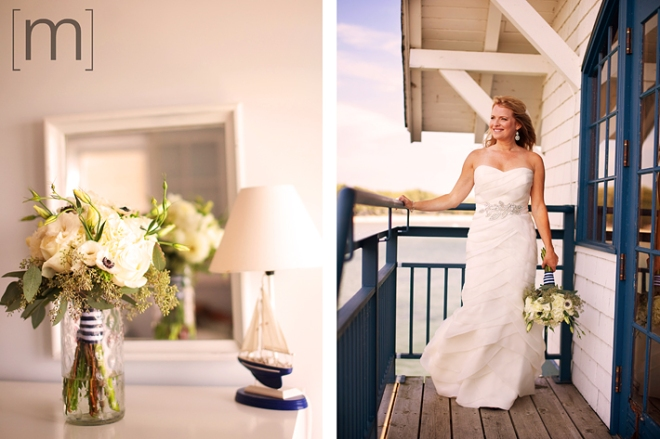 photo of a bride portrait at a wedding at buffalo canoe club fort erie