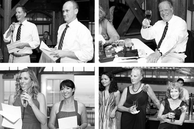 a photo of reception candids at a wedding at buffalo canoe club fort erie